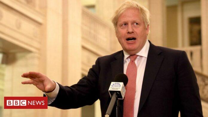 Coronavirus: PM to visit NI to discuss Covid-19 response
