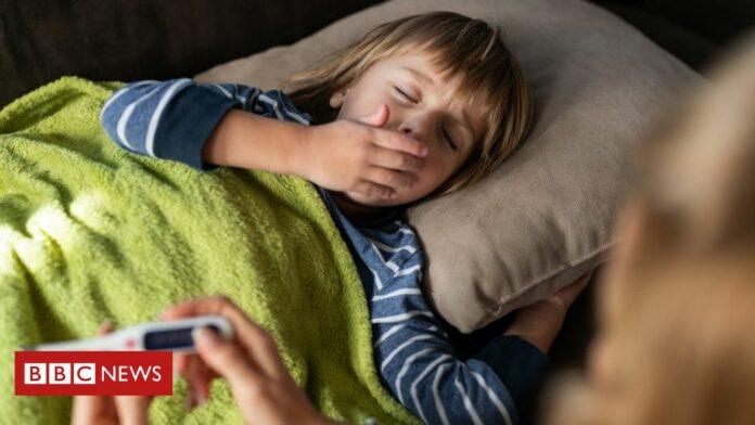 Coronavirus: 'Reassuring' study of children's 'tiny' risk