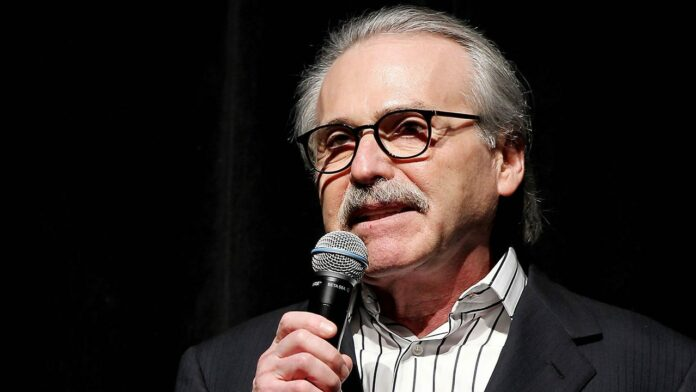 David Pecker out as CEO of National Enquirer parent company