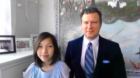 A 12-year-old girl survived cardiac arrest. Doctors say she had Covid-19 and a Kawasaki-like disease