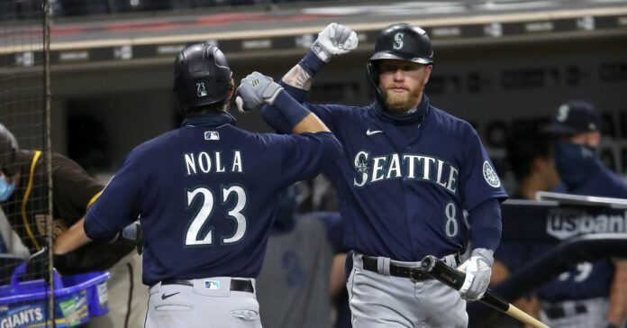 Fun (?) Mariners defeat Very Fun Padres, temporarily seize title of Funnest Team in Baseball