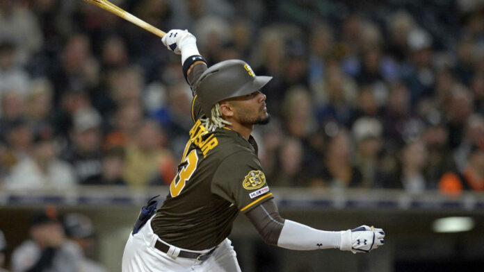 Fernando Tatis Jr.'s grand slam on a 3-0 count angers Rangers and sparks talk over baseball's unwritten rules