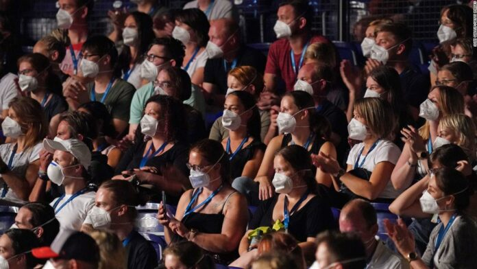 Germany coronavirus: Thousands turn out for Tim Bendzko concert -- but don't worry it's for science