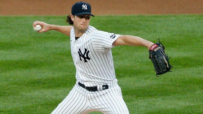 Gerrit Cole posts 20th straight regular-season win as Yankees beat Red Sox