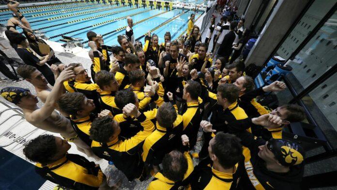 Iowa To Cut Women's & Men's Swimming & Diving After 2020-2021 Season