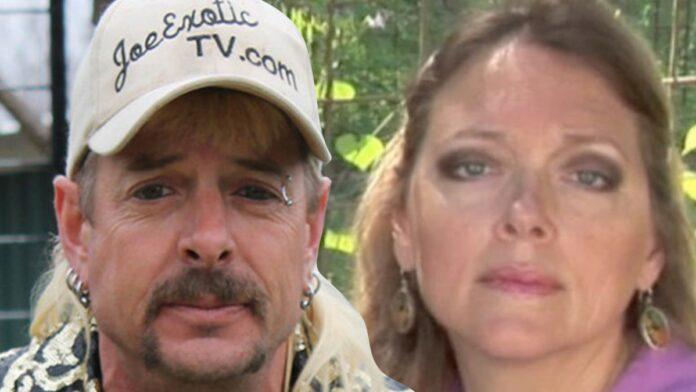 Joe Exotic Wants to Help Find Carole Baskin's Missing Husband Don