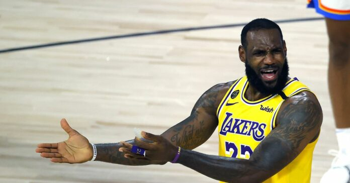Lakers Rumors: LeBron was upset with Bucks for protesting without plan