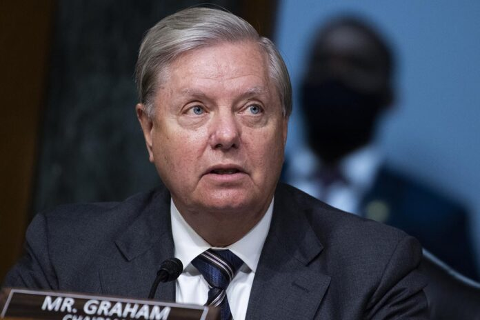Lindsey Graham questions why Jacob Blake 'didn't yield' in Wisconsin police shooting