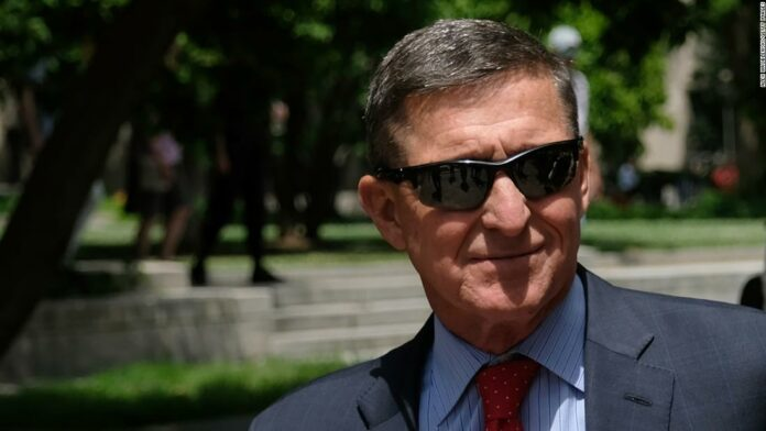 Michael Flynn and Justice Department's effort to end his case is denied