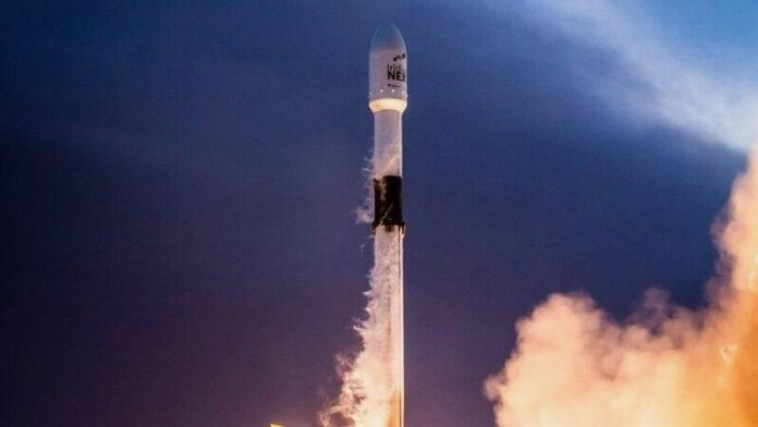 Latest SpaceX Starlink satellite launch sets another flight record