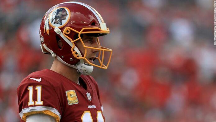 NFL: Washington's Alex Smith returns to practice 21 months after sustaining horrific leg injury
