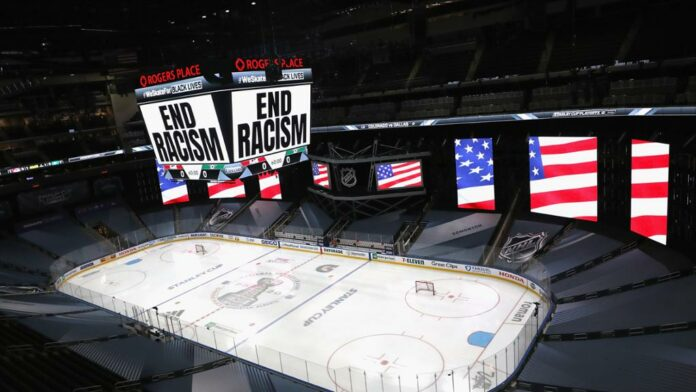 NHL playoff games postponed for Thursday, Friday to protest racism