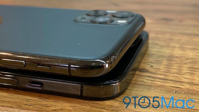 New iPhone 12 dummy images offer close-up look at iPhone 4-like design, more