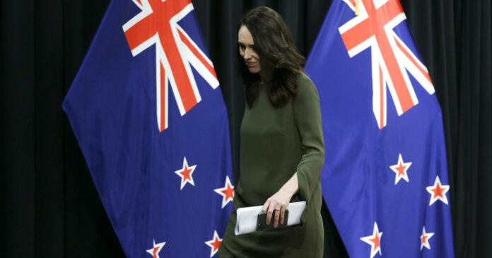 New Zealand leader Jacinda Ardern calls Trump's claim of virus surge