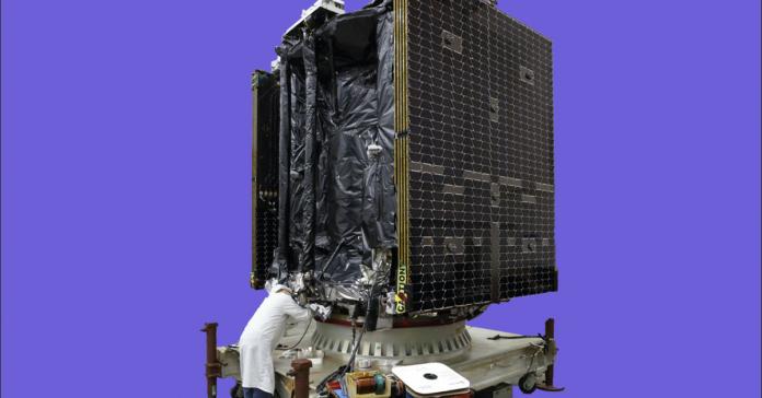 Northrop Grumman just launched its secondsatellite rescue mission