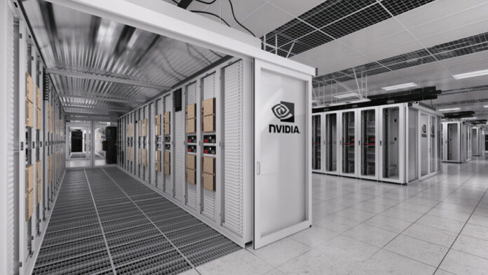 Nvidia's server business eclipses gaming chips for first time, though maybe not for long