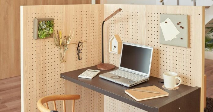 Panasonic's new home cubicle is a disheartening glimpse at our work-from-home future