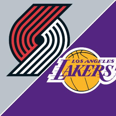 Trail Blazers vs. Lakers - Game Recap - August 29, 2020
