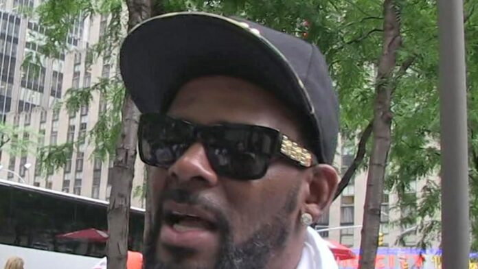 R. Kelly Allegedly Attacked by Inmate Inside Chicago Prison