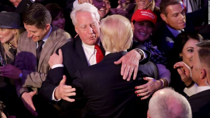 Robert Trump, the younger brother of President Donald Trump, dead at age 71