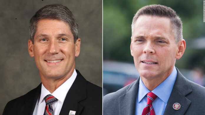 Ross Spano: Florida Republican congressman loses primary challenge, CNN projects