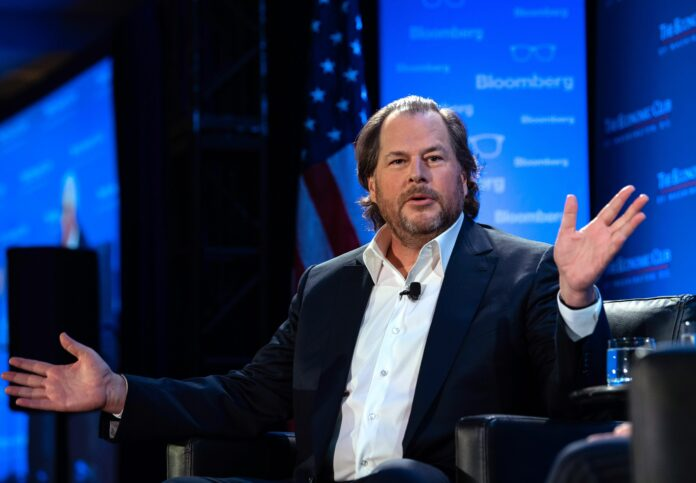 Salesforce stock surges following second quarter earnings report