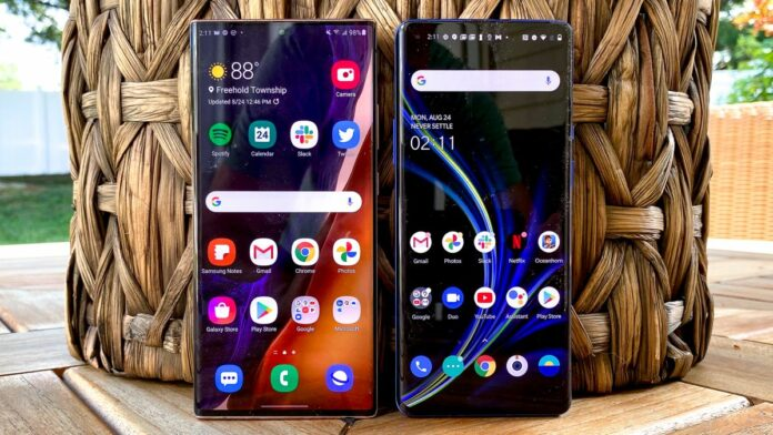 Samsung Galaxy Note 20 Ultra vs OnePlus 8 Pro: Which Android phone wins?