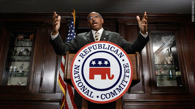 The Lincoln Project: Former RNC chair Michael Steele joins anti-Trump group