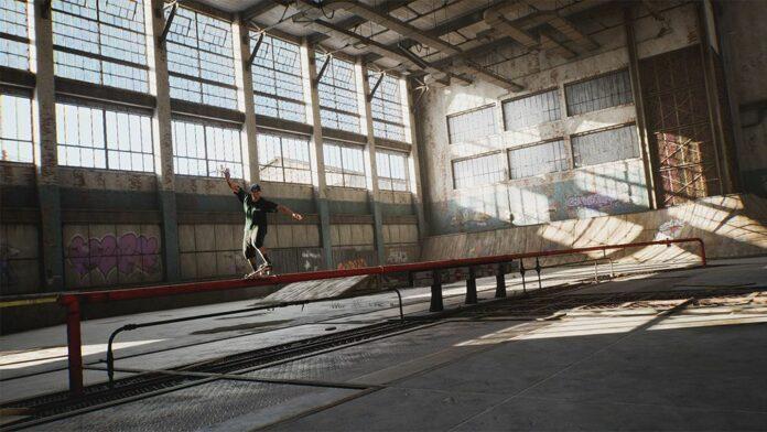 Tony Hawk Pro Skater demo will make you feel nostalgic