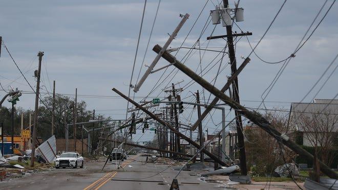 Trump to visit Hurricane Laura storm damage in Texas, Louisiana