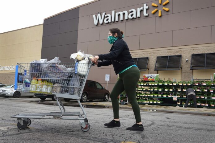 Walmart teases launch of membership program as e-commerce surges