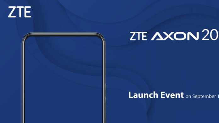 ZTE Planning to Show Off the World's Phone With Under Screen Selfie Cam