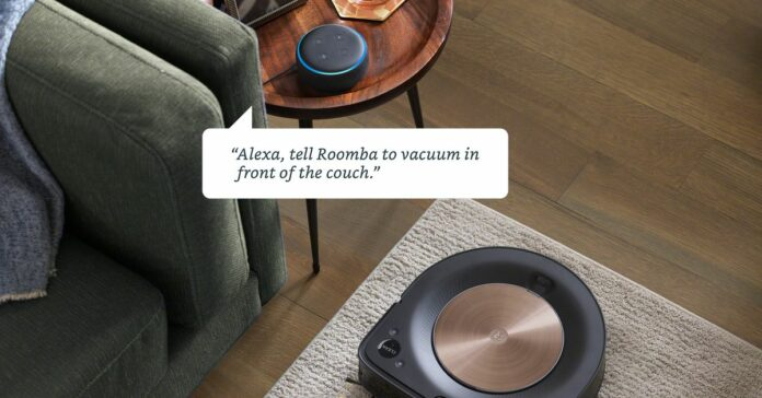 iRobot is giving its vacuum cleaners a new AI-powered brain