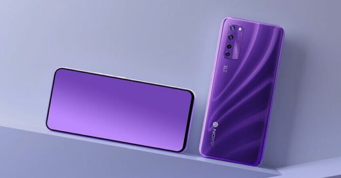 ZTE Announces World's First Phone with Under-Display Selfie Camera
