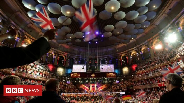 Rule, Britannia!  The BBC will be lost on Last Night of Prims after the U-turn