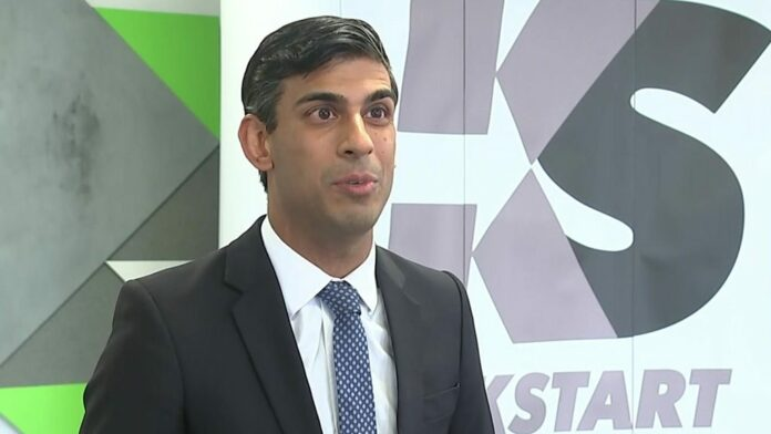 Coronavirus: No tax hike a 'horror show', Ishii Sunak tells Tory MPs