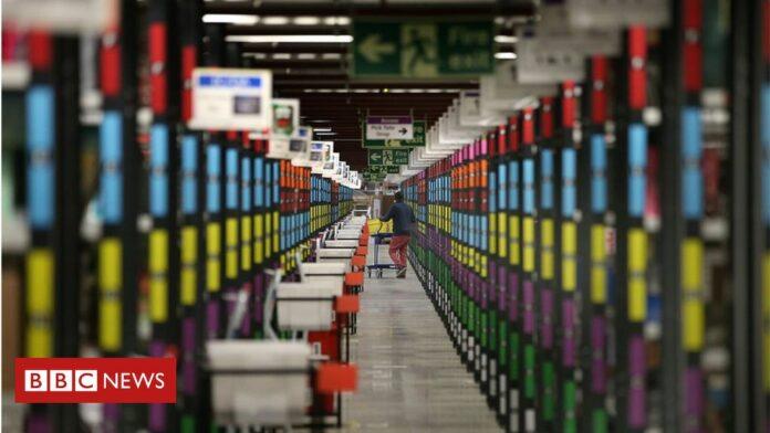 Amazon will create 7,000 UK jobs