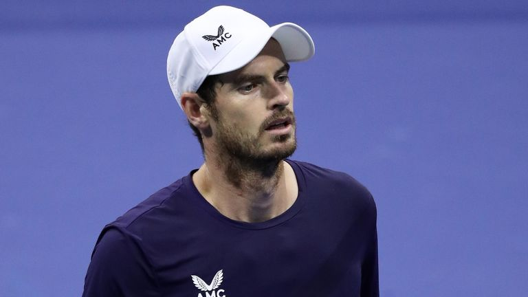 Andy Murray's U.S.  The open dreams were crushed by Felix ger Gar-Eliasim