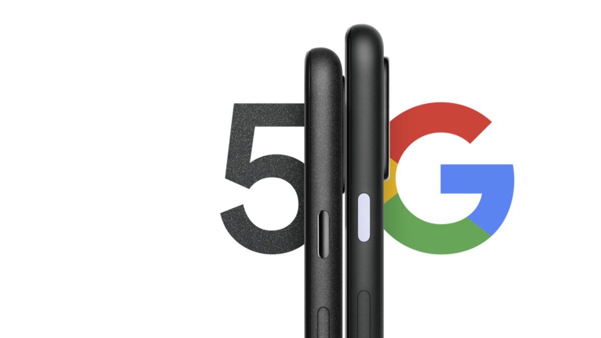 Google Pixel 5 and 4A 5G