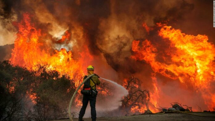California fire: Government Gavin News declares state of emergency as counties fight several wildfires