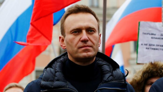 Alexei Navalny: Russian opposition leader is out of coma, hospital says