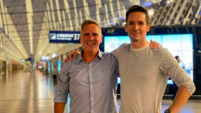 Diplo Australian journalists were deported from China after a five-day diplomatic standoff
