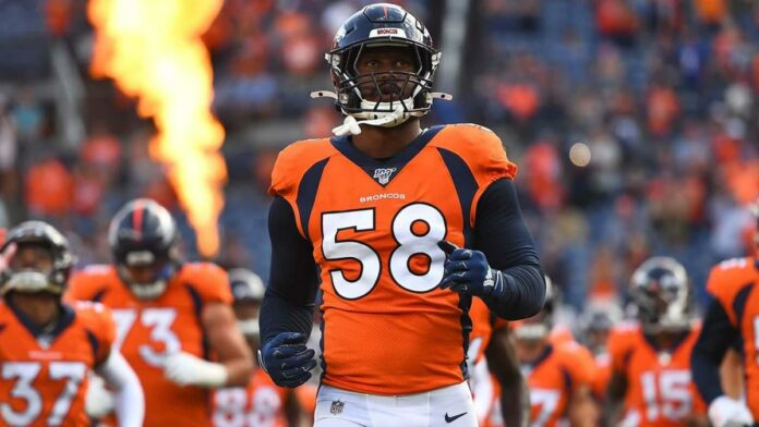 Von Miller Injury: Broncos Star Says End-of-Season Ankle Surgery Expected