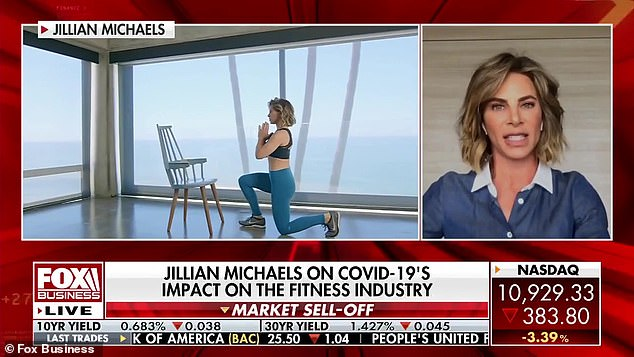 Time Day-year-old Amy Nominee told Fox Business: 'I let my guard down for literally an hour with one of my best friends, who does my hair and makeup and got it ... I had no idea I It was for six days [and] My friend had no idea she had come when she gave it to me.  '