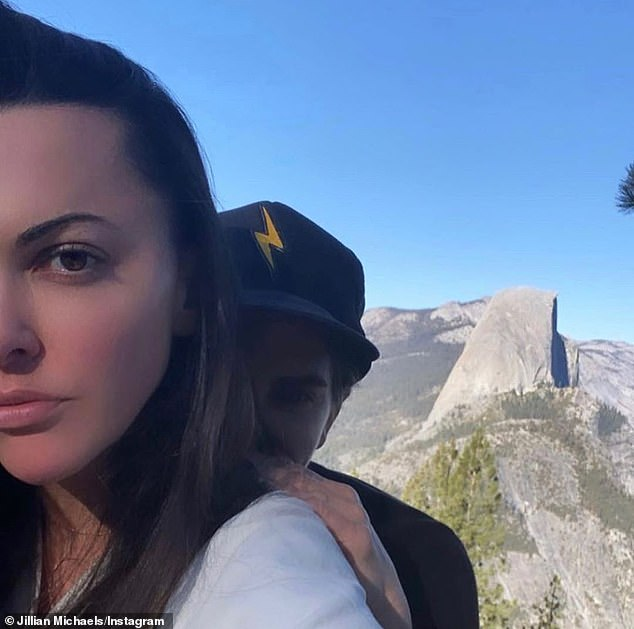 'Very exceptional woman, whom I am lucky to love'!  'As far as Christmas 2018 is concerned, Michaels Latrino designer is dating the country's Mary Minuto (L., pictured April 1).