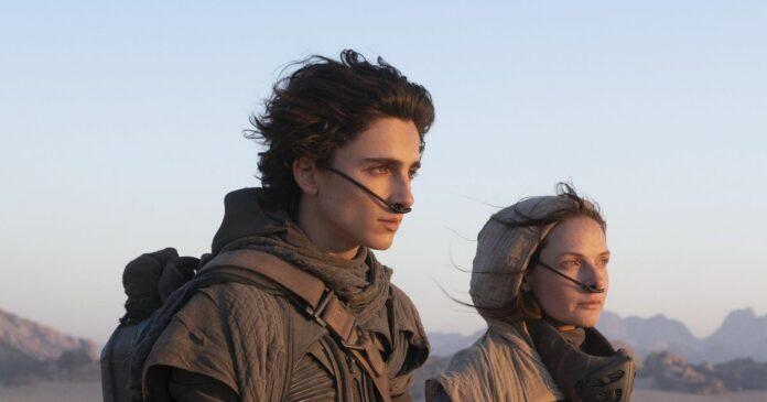 Sand Trailer: Dennis Villanuev looks beyond the sci-fi saga epic