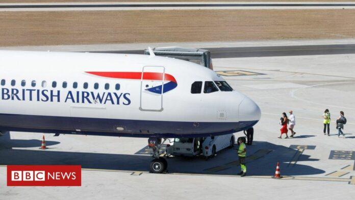 British Airways owner I.A.G.
