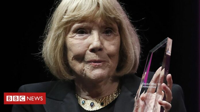 Dame Diana Rig: Avengers, Bond and Game Th F Thrones actress dies at 82