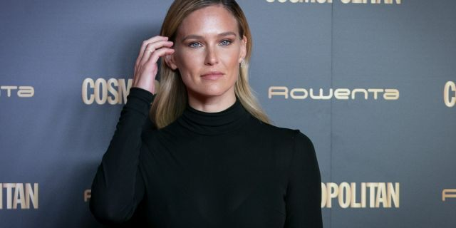 Model Bar Refaeli was convicted in a recent tax evasion case.