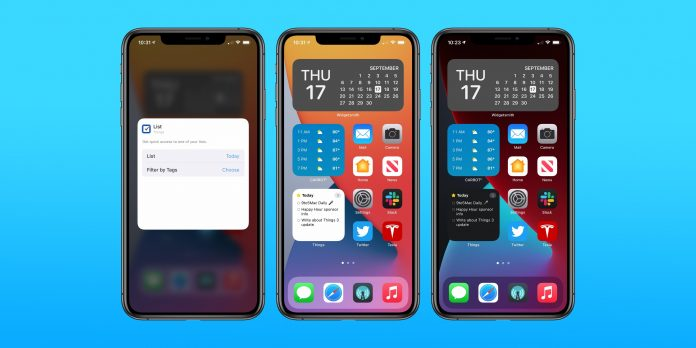 Items 3 Task Manager Versatile Home Screen Widgets, Enhances Complications of New Apple Pal Watch